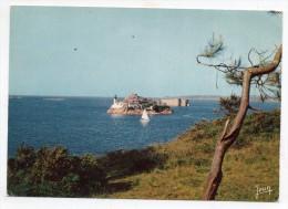 29 - Carantec - L'île Louët Et Le Château Du Taureau - 1967 - Carantec