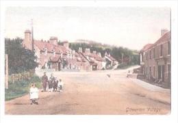 GILMERTON VILLAGE PERTHSHIRE  SCOTLAND UNUSED - Perthshire