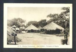 Amatongas. *Missôes Franciscanas...* Nueva. - Mozambique
