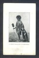 Rhodesia. *A Chief's Welcome To Rhodesia* Zambesi Mission S.J. Nueva. Señales De Uso. - Postales