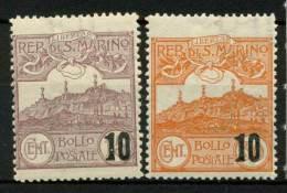 #14-06-01731 - San Marino - 1941 - Sass. 213 - MNH - QUALITY:100% - San Marino