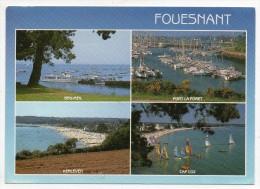 29 - Fouesnant - (Beg Meil - Port La Forêt - Kerleven - Cap Coz) - Fouesnant