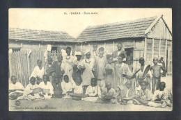 Dakar. *Ècole Arabe* Ed. Coll. Nouvelle, Mme. Bouchut Nº 82. Leve Escrito Al Dorso. - Senegal
