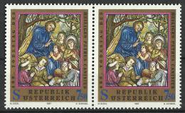 Österreich 1997, Hl. Petrus Canisius, 2er-Streifen  2 X 7,5.-ÖS  ANK Nr :2246**/feinst Postfrisch - 1945-.... 2nd Republic