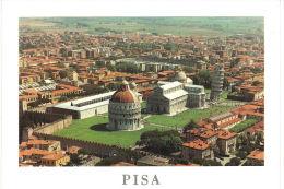 PIAZZA DEL DUOMO -  PISA - Pisa