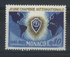 TIMBRE   MONACO   N° 808   Neuf ** - Monaco