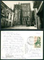 ESPAÑA-  [OF #12662] - TUY - FACHADA DE LA CATHEDRAL - Espagne