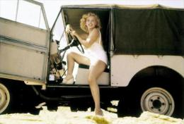 Marilyn Monroe Postcard -   Size 15x10 Cm.aprox. - Chanteurs & Musiciens