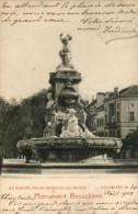 Bruxelles - Monument  Brouckère - Non Classés