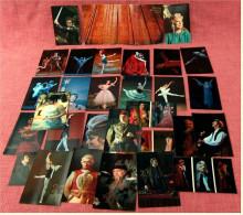 29 Bilder Von 1976  -  Bolshoi Theatre / Bolschoy Theater  -  29 Verschiedene Schauspieler - Theater, Kostüme & Verkleidung