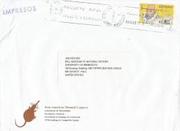 Spain 1997 Compostela Literature 226 Pts Meter Franking Label EMA Instructional Handstamp Postal Control Cover - Marcofilie - EMA (Print Machine)