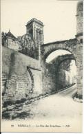 Cp ,  89 , VÉZELAY , La Rue Des Ursulines - Vezelay