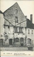 Cp ,  89 , VÉZELAY , Maison Du XVIè Si-cle , Dite Des Colons Ou Colomb - Vezelay