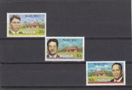 Nauru Nº 221 Al 223 - Nauru