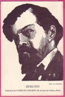 PC10067 Composer Claude Debussy - Music And Musicians