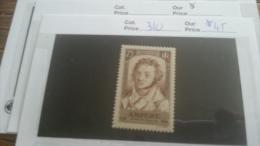 LOT 216841 TIMBRE DE FRANCE NEUF** N�310 VALEUR 45 EUROS  LUXE