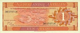 Netherlands Antilles 1 Gulden 1970 Pick 20 UNC - Paesi Bassi