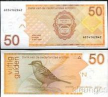 Netherlands Antilles 50 Gulden 1994 Pick 25c UNC - Paesi Bassi