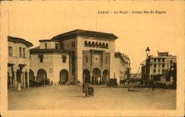RABAT LA POSTE AVENUE DAR EL MAGZEN - Rabat