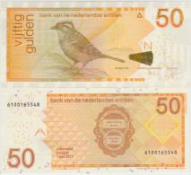Netherlands Antilles 50 Gulden 2011 Pick 30 UNC - Paesi Bassi
