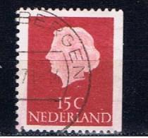 NL+ Niederlande 1953 Mi 621-22 Dr 624 Dr Juliane - Usati