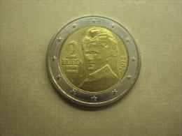 E 1246 - 2 EURO OOSTENRIJK 2012 - Austria