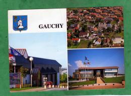 Gauchy Maison De La Culture Et Des Loisirs Le Vieux Village L'Hôtel De Ville (architectes : Dubosc Et Landowski) 02 - Otros Municipios