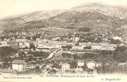 741 - TOULON - FAUBOURG DE SAINT JEAN DU VAR - Toulon
