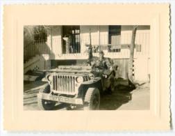 Photographie priv�e Jeep Guerer d'Alg�rie ?