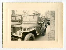 Photographie priv�e Jeep PM Circulation routi�re 2