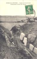 70 - Haute-Saône - NOROY-LE-BOURG - Ligne Du Tramway , Tranchée Et Pont - Sonstige Gemeinden