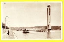 * Liège - Luik (La Wallonie) * (Editions ARFO, Nr 39) Entrée Du Canal Albert, Photo, Bateau, Pont, Monument, Quai - Luik