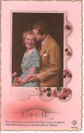 """COUPLE AMOUREUX ESPOIR""""MON COEUR AMOUREUX HABITE UN GRAND ESPOIR """"     REF 39146 - Couples"""