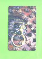 CZECH REPUBLIC - Chip Phonecard/Door Knocker Issue 25000 - Tschechische Rep.
