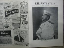 L'ILLUSTRATION N° 3268 FERDINAND DE BULGARIE/ EXPLOSION DYNAMITE SUEZ/ RETOUR DE GALLAY/ TOKIO / RUSSIE 14 Octobre 1905 - Journaux - Quotidiens
