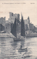 St Germains Cathedral , Peel Castle , I.O.Man. , 00-10s - Man (Eiland)