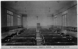 Paray Le Monial Saone Et Loire Petit Séminaire Salle étude 1925 état Superbe - Paray Le Monial