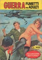 GUERRA  N°8 INCURSIONE NOTTURNA - Libri, Riviste, Fumetti