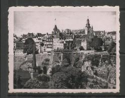 LUXEMBOURG LUSSEMBURGO LUXEMBURG PANORAMA VIEW - Lussemburgo - Città