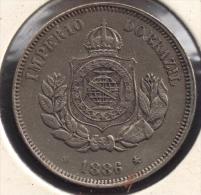 BRASIL 50 REIS 1886 - Brésil