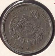 BRASIL 100 REIS 1871 - Brésil