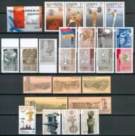 Armenia Lotto MNH** 2 Scans Fiog81 - Armenia