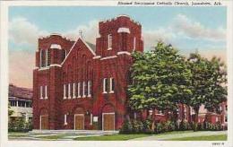 Arkansas Jonesboro Blessed Sacrament Catholic Church Curteich