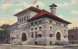 Maine Lewiston Post Office 1912