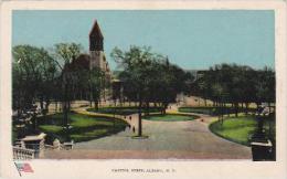 New York Albany Capitol Steps
