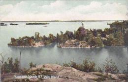 New York Thousand Island Stave Island