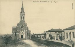 42 MAGNEUX HAUTE RIVE / L'Eglise / - Other Municipalities