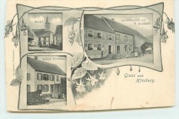 GRUSS AUS HINSBURG  - Carte Multivues - France