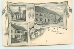 GRUSS AUS HINSBURG  - Carte Multivues - Frankrijk