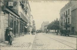 42 SAINT ETIENNE / La Rue D'Annonay / - Saint Etienne